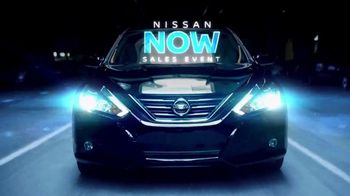 Nissan Now Sales Event TV Spot, 'Can't Miss: Still Time to Save: Big Offers' [T2] - Thumbnail 3