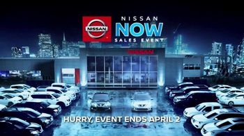 Nissan Now Sales Event TV Spot, 'Can't Miss: Still Time to Save: Big Offers' [T2] - Thumbnail 7
