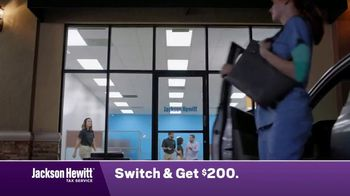 Jackson Hewitt Tax Service TV Spot, 'Walk In' - Thumbnail 3