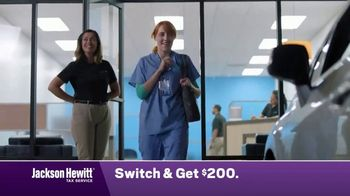 Jackson Hewitt Tax Service TV Spot, 'Walk In' - Thumbnail 6