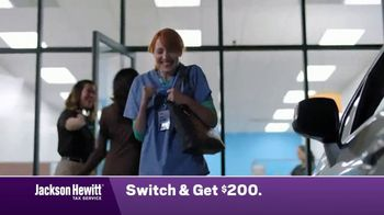 Jackson Hewitt Tax Service TV Spot, 'Walk In'