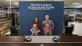 Sears Hometown Store TV Spot, 'Tryon Family' - Thumbnail 1