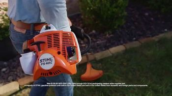 STIHL TV Spot, 'Real People: Trimmers and Pressure Washers' - Thumbnail 5