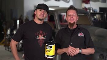 Tub O'Towels TV Spot, 'Big and Strong' Featuring Dave Kindig - 62 commercial airings