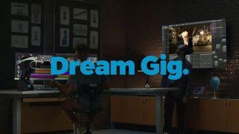 Comcast Business Gig-Speed Internet TV Spot, 'Dream Gig' - Thumbnail 10
