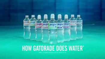 Propel Fitness Water TV Spot, 'How Gatorade Does Water' - Thumbnail 8