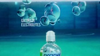 Propel Fitness Water TV Spot, 'How Gatorade Does Water' - Thumbnail 6