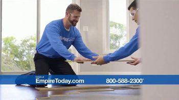 Empire Today 75 Percent Off Sale TV Spot, 'Gigantic Savings on New Floors' - Thumbnail 6