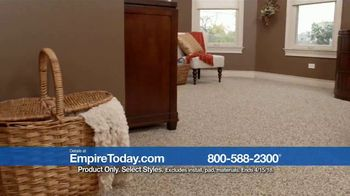 Empire Today 75 Percent Off Sale TV Spot, 'Gigantic Savings on New Floors' - Thumbnail 7