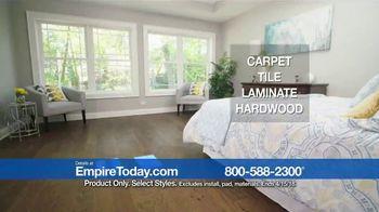 Empire Today 75 Percent Off Sale TV Spot, 'Gigantic Savings on New Floors' - Thumbnail 8