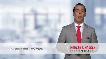 Morgan and Morgan Law Firm TV Spot, 'Injured on the Job' - Thumbnail 1