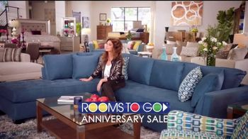 Rooms to Go Anniversary Sale TV Spot, '60 Months'  Featuring Sofia Vergara - Thumbnail 1