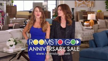 Rooms to Go Anniversary Sale TV Spot, '60 Months'  Featuring Sofia Vergara - Thumbnail 10