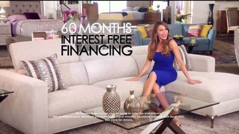Rooms to Go Anniversary Sale TV Spot, '60 Months'  Featuring Sofia Vergara