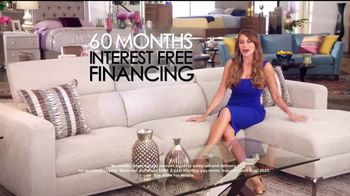 Rooms to Go Anniversary Sale TV Spot, '60 Months'  Featuring Sofia Vergara - Thumbnail 8