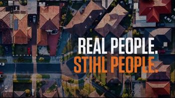 STIHL TV Spot, 'Real People: Trimmers and Blowers' - Thumbnail 1
