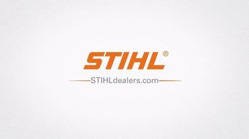 STIHL TV Spot, 'Real People: Trimmers and Blowers' - Thumbnail 8