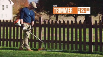 STIHL TV Spot, 'Real People: Trimmers and Blowers' - Thumbnail 5