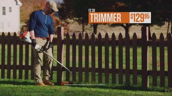 STIHL TV Spot, 'Real People: Trimmers and Blowers' - Thumbnail 6