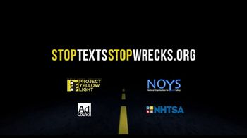 NHTSA TV Spot, 'Don't Text and Drive' - Thumbnail 8