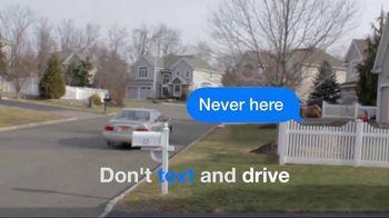 NHTSA TV Spot, 'Don't Text and Drive' - Thumbnail 7