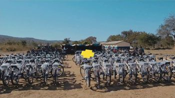 Dropbox TV Spot, 'Empowering Energy: World Bicycle Relief' Song by Woodkid - Thumbnail 1