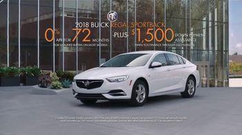 2018 Buick Regal GS TV Spot, 'Whoa' Song by Matt and Kim [T2] - Thumbnail 8