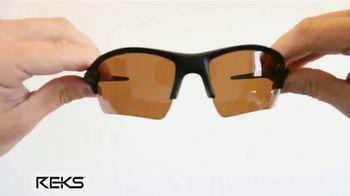 Revolution Golf TV Spot, 'REKS Prescription Sunglasses' - Thumbnail 2