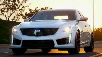 Cadillac CTS-V TV Spot, 'CTS-V Why' [T1] - Thumbnail 7