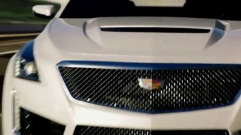 Cadillac CTS-V TV Spot, \'CTS-V Why\' [T1]