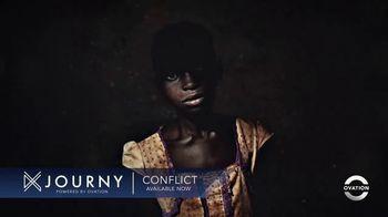 Journy TV Spot, 'Conflict' - Thumbnail 4