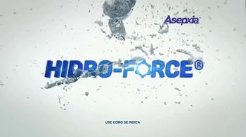 Asepxia With Hydro-Force TV Spot, 'Poderoso' [Spanish] - Thumbnail 3