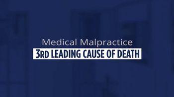 Morgan and Morgan Law Firm TV Spot, 'Medical Malpractice in the U.S.' - Thumbnail 1