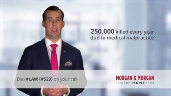Morgan and Morgan Law Firm TV Spot, 'Medical Malpractice in the U.S.' - Thumbnail 3