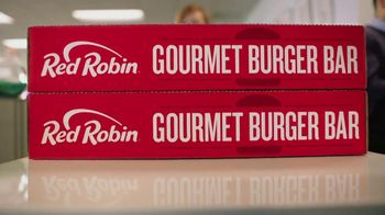 Red Robin To-Go and Catering TV Spot, 'Gourmet Burger Bar' - Thumbnail 1
