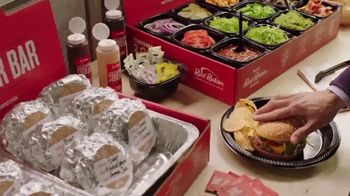 Red Robin To-Go and Catering TV Spot, 'Gourmet Burger Bar' - Thumbnail 4