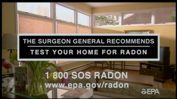 Environmental Protection Agency TV Spot, 'Radon and Lung Cancer' - Thumbnail 9