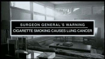 Environmental Protection Agency TV Spot, 'Radon and Lung Cancer'