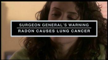 Environmental Protection Agency TV Spot, 'Radon and Lung Cancer' - Thumbnail 5