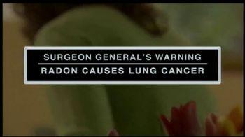 Environmental Protection Agency TV Spot, 'Radon and Lung Cancer' - Thumbnail 6