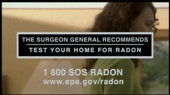 Environmental Protection Agency TV Spot, 'Radon and Lung Cancer' - Thumbnail 8