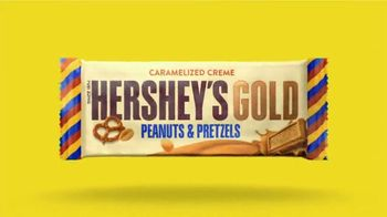 Hershey's Gold TV Spot, 'Strike Gold' Song by Bruno Mars - Thumbnail 9