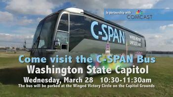 C-SPAN 50 Capitals Tour TV Spot, 'Visit Every State' - Thumbnail 9