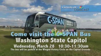 C-SPAN 50 Capitals Tour TV Spot, 'Visit Every State' - Thumbnail 8