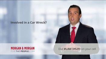 Morgan and Morgan Law Firm TV Spot, 'Car Wreck' - Thumbnail 3