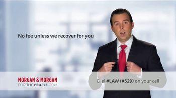 Morgan and Morgan Law Firm TV Spot, 'Car Wreck' - Thumbnail 9