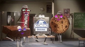 Klondike TV Spot, 'Half-Time Snack Time'
