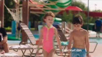Great Wolf Lodge TV Spot, 'First' - Thumbnail 1