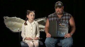 National Children's Oral Health Foundation TV Spot, 'Brush 'Em'