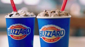 Dairy Queen Blizzard TV Spot, 'DQ Cookie Dough Blizzard Treat Event' - Thumbnail 3
